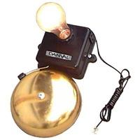 Campainha de Potência para Telefone com Luz Ramal ... - Jabu Elétrica, Hidráulica e Iluminação