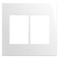 Placa 4x4 com Suporte para 6 Módulos 85006 Inova P... - Jabu Elétrica, Hidráulica e Iluminação