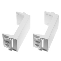 Módulo Cego Embalagem Com 2 Peças Refinatto Weg - Jabu Elétrica, Hidráulica e Iluminação