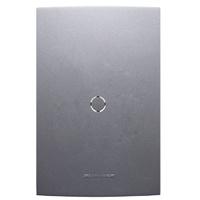 Placa 4x2 Cega com Suporte e/ou com Saída de Fio 8... - Jabu Elétrica, Hidráulica e Iluminação