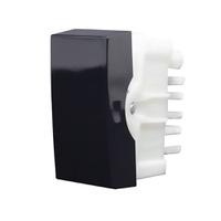 Interruptor Paralelo 85501 Black Piano Inova Pró C... - Jabu Elétrica, Hidráulica e Iluminação