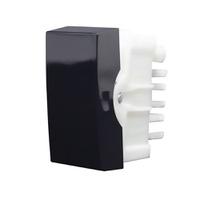 Interruptor Simples 85500 Black Piano Inova Pró Cl... - Jabu Elétrica, Hidráulica e Iluminação