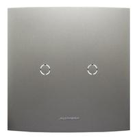 Placa 4x4 Cega com Suporte e/ou com Saída de Fio 8... - Jabu Elétrica, Hidráulica e Iluminação