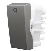 Pulsador Campainha 85552 Titanium Inova Pró Class ... - Jabu Elétrica, Hidráulica e Iluminação