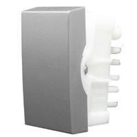 Interruptor Simples 85550 Titanium Inova Pró Class... - Jabu Elétrica, Hidráulica e Iluminação