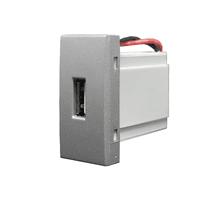Tomada USB 85598 Titanium Inova Pró Class Alumbra - Jabu Elétrica, Hidráulica e Iluminação