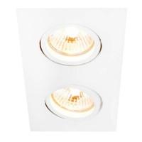 Embutido de Teto Lisse II PAR16 Branco Bivolt Newl... - Jabu Elétrica, Hidráulica e Iluminação