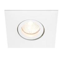 Embutido de Teto Lisse Quadrada Branco Bivolt New ... - Jabu Elétrica, Hidráulica e Iluminação