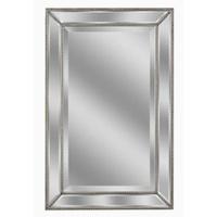 Espelho de Vidro Retangular com Moldura em Resina ... - Jabu Elétrica, Hidráulica e Iluminação