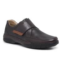 Sapato Casual Amortecedor com Velcro Sapatoterapia... - SAPATOTERAPIA