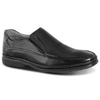 Sapato Casual New Tradicional Sapatoterapia Preto - SAPATOTERAPIA