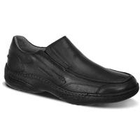 Sapato Casual Pump Sys Sapatoterapia Preto - SAPATOTERAPIA