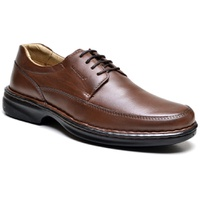 Sapato Masculino Social Amortecedor Sapatoterapia ... - SAPATOTERAPIA