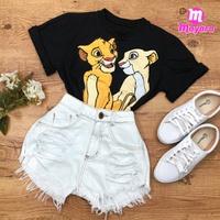 Blusa Rei Leão
