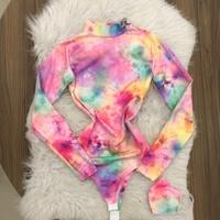 Body Tie Dye - Rosa 1