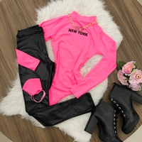 Body New York - Rosa Neon