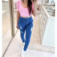 Calça Jeans Melinda | 4 Botões