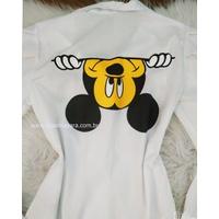 Chemise Mickey Mouse Branca