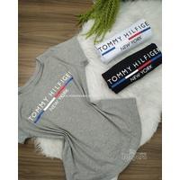T-shirt Tommy Hilfiger Cinza