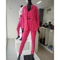 Conjunto Neopreme 3 peças Pink