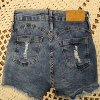 Shorts Jeans Pilily Mayara Lira