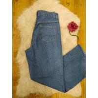 Calça Jeans Wide Leg Lisa Tom Médio