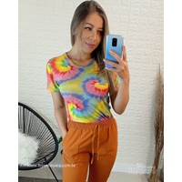 T-shirt Tie Dye - Grama