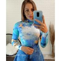 Body Tie Dye - Azul 2