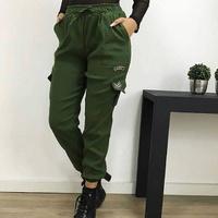Calça Cargo - Verde Militar