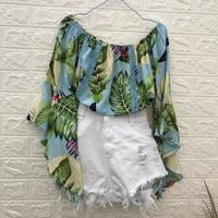 Blusa Bata Floral