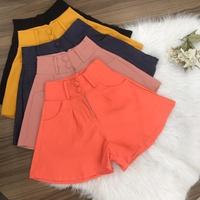 Shorts Bengaline Gode Preto