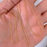 Corrente Cartier de Ouro 18K 70cm - MI21660 - MICHELETTI JOIAS
