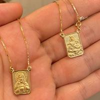 Escapulário de Ouro 18K Veneziana com 60cm - MI16500 - MICHELETTI JOIAS