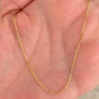 Corrente Cartier de Ouro 18K 60cm - MI24261 - MICHELETTI JOIAS