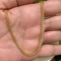 Corrente de Ouro 18K Feminina Lacraia 45cm - MI25418 - MICHELETTI JOIAS