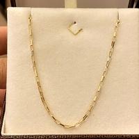 Corrente Cartier Ouro 18K 50cm - MI25707 - MICHELETTI JOIAS