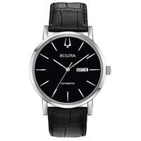 Relógio Bulova Masculino Classic Automático 96C131 - 96C131 - MICHELETTI JOIAS