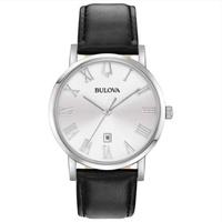 Relógio Bulova Masculino Classic Couro 96B312 - 96B312 - MICHELETTI JOIAS