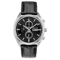 Relógio Bulova Masculino Classic Couro 96C133 - 96C133 - MICHELETTI JOIAS