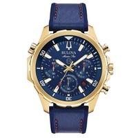 Relógio Bulova Masculino Marine Star Cronógrafo 97B168 - 97B... - MICHELETTI JOIAS