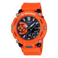 Relógio G-Shock AnaDigi Série GA-2200 Laranja - GA-2200M-4A - MICHELETTI JOIAS