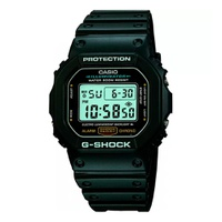 Relógio G-Shock Digital Masculino Preto DW-5600E-1VDF - DW-5... - MICHELETTI JOIAS