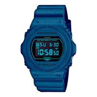 Relogio G-Shock Digital Masculino Azul - DW-5700BBM-2DR - MICHELETTI JOIAS