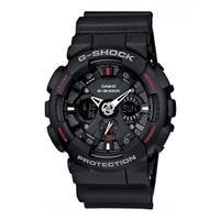 Relogio G-Shock Masculino AnaDigi - GA-120-1ADR - MICHELETTI JOIAS