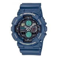 Relogio G-Shock Masculino AnaDigi - GA-140-2ADR - MICHELETTI JOIAS