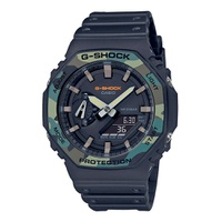 Relogio G-Shock AnaDigi Masculino Carbon Core Guard - GA-210... - MICHELETTI JOIAS