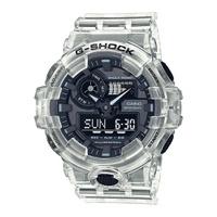 Relógio G-Shock AnaDigi Série Transparent Pack GA-700SKE-7A ... - MICHELETTI JOIAS