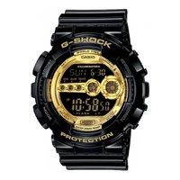 Relogio G-Shock Masculino Digital GD-100GB-1DR - GD-100GB-1D - MICHELETTI JOIAS