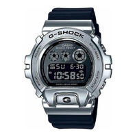 Relógio G-Shock Digital Masculino GM-6900-1DR - GM-6900-1DR - MICHELETTI JOIAS