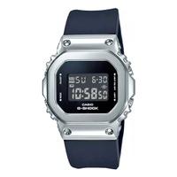 Relogio G-Shock Digital Série 5600 preto - GM-S5600-1DR - MICHELETTI JOIAS